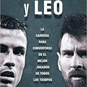 cristiano y leo, libro de jimmy burns