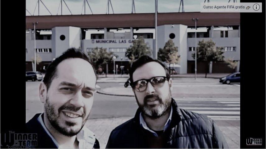 Entrevista de Alex Delgado a Chemi y Luis.