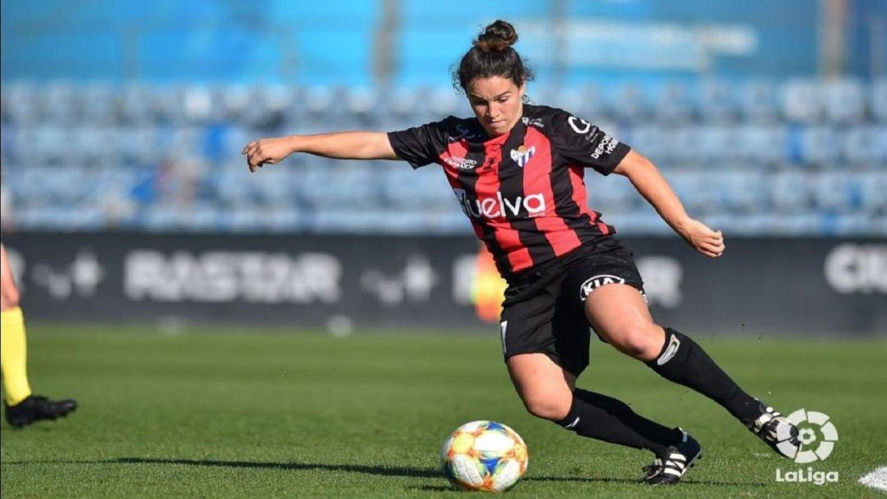 Entrevista a nuestra jugadora de La Liga Iberdrola, Sandra Bernal.