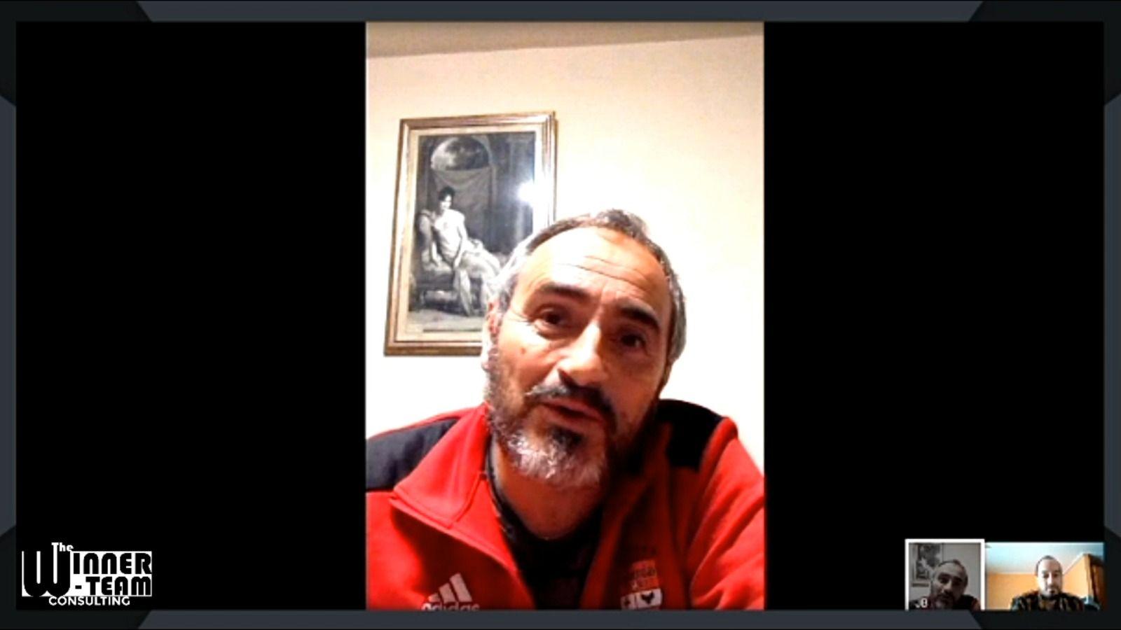 Entrevista TWT a JAVI BAÑOS: Entrenador Profesional y Director Deportivo.