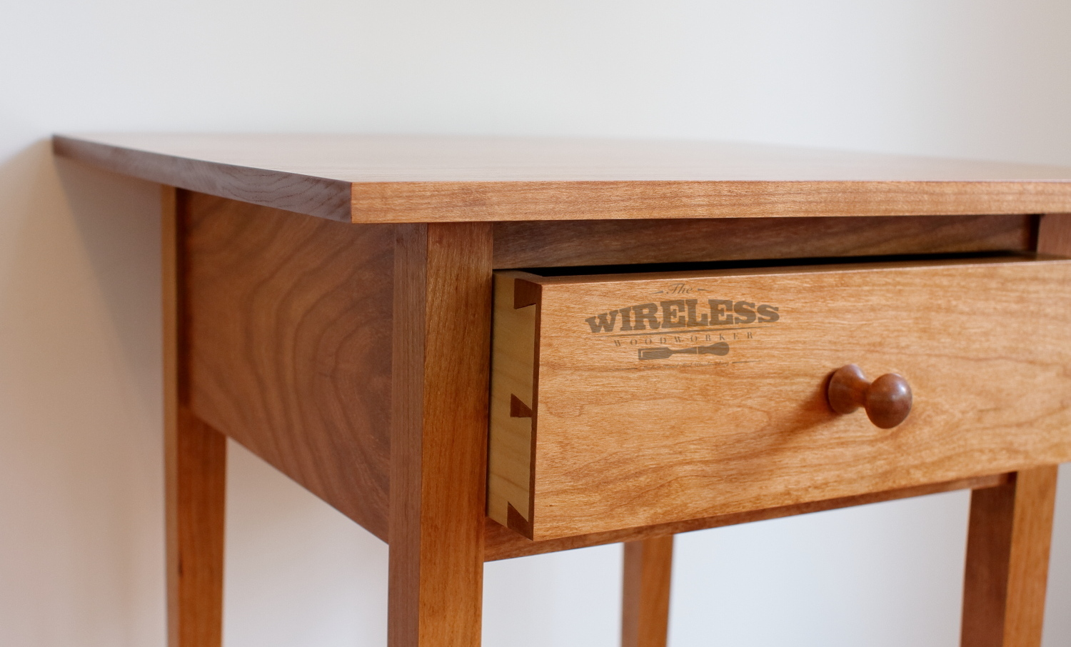 the wireless woodworker
