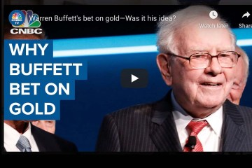 Berkshire buys Gold 2020