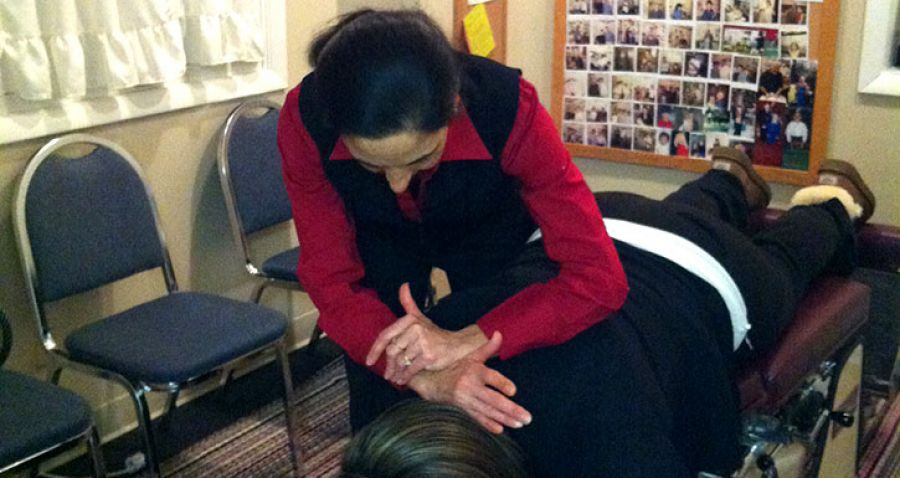 Being a Chiropractor