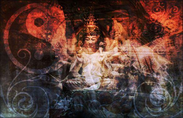 the nature of reality: ishwara-brahman-atman-paramatman