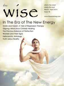 The Wise - Issue 18