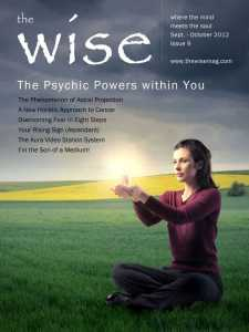 The Wise - Issue 9