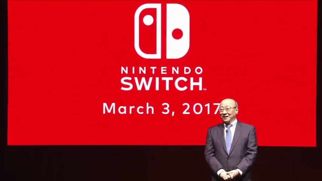 Switch: un'altra nuova strada per Nintendo