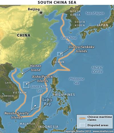 Acque bollenti: il Mar Cinese Meridionale