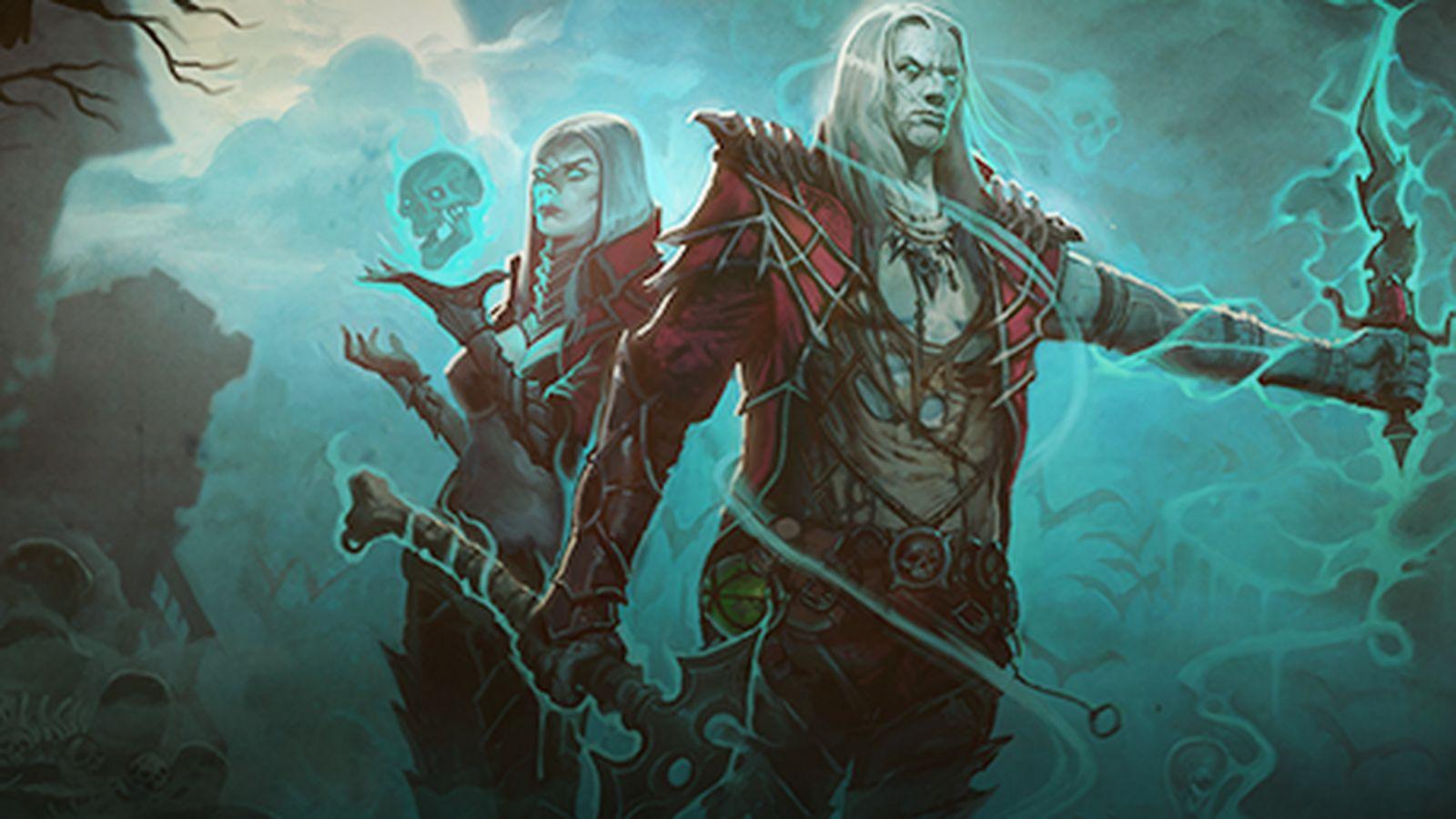Diablo III Beta: prime impressioni sul Necromancer
