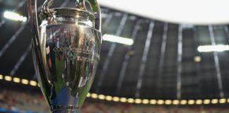 Il trofeo della Champions League, foto: Getty