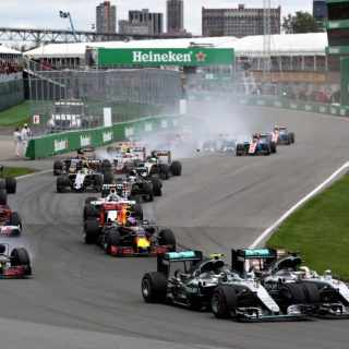 Formula 1, GP Canada 2016, foto: Getty