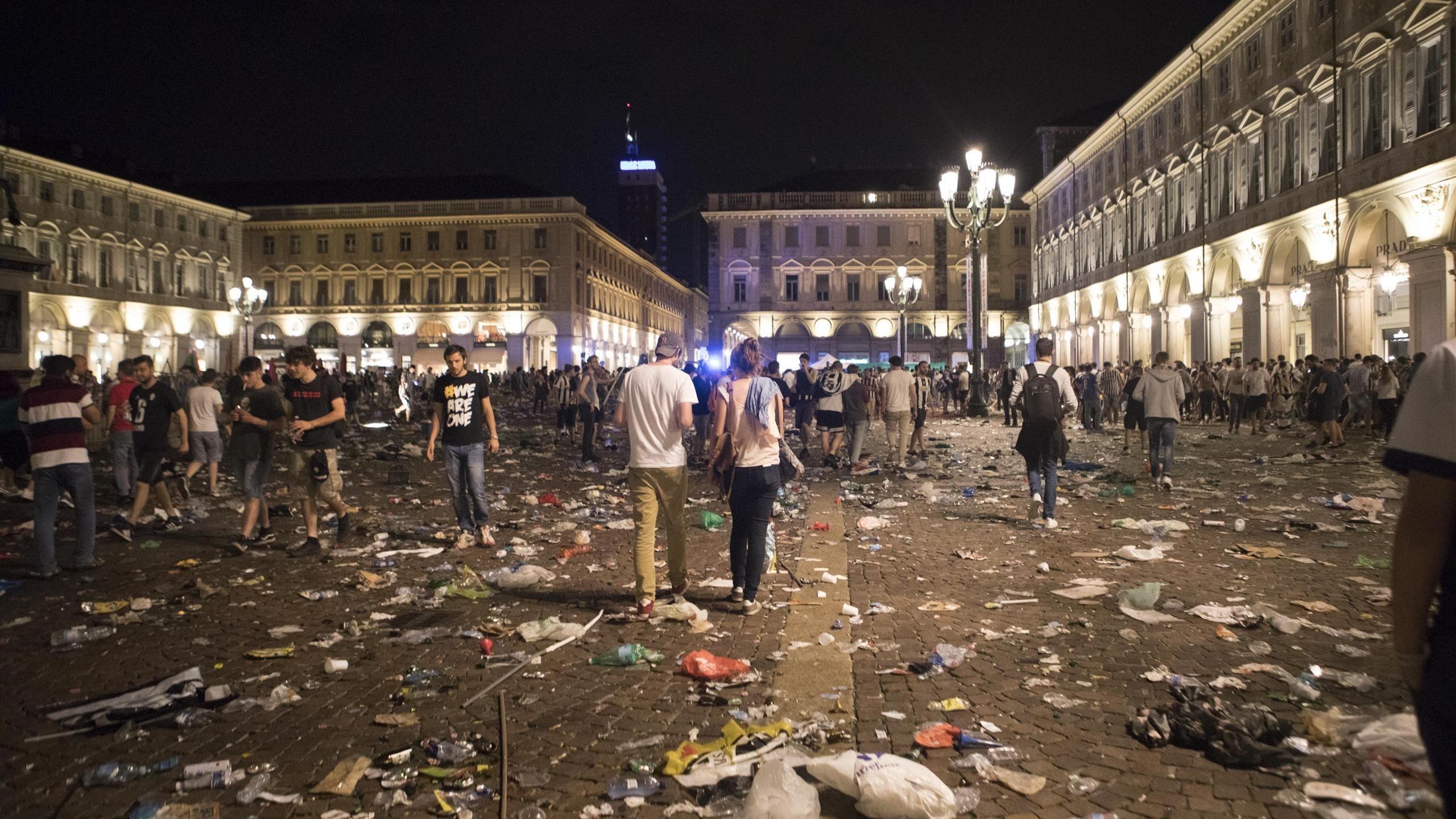 Piazza San Carlo: quando terrorismo fa rima con giornalismo