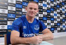 Wayne Rooney, foto: twitter.com/waynerooney