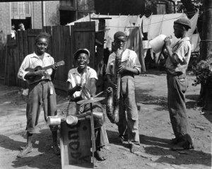 blues jug band circa 1930