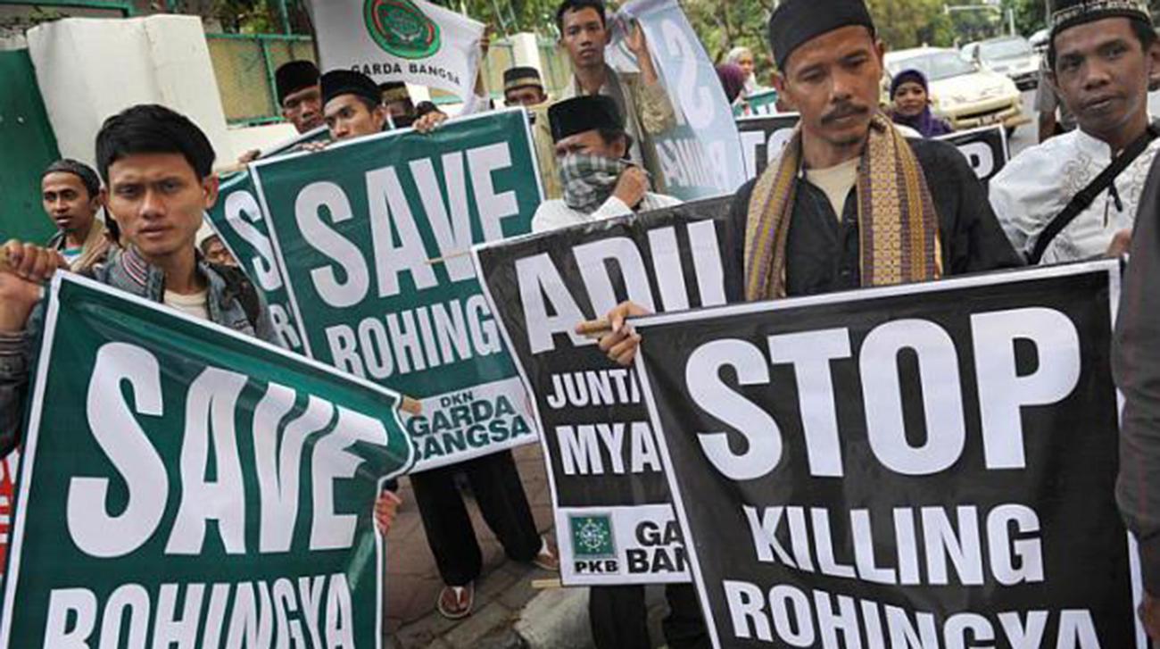 Il genocidio dei Rohingya in Birmania