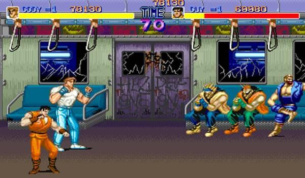 final fight grafica 3d