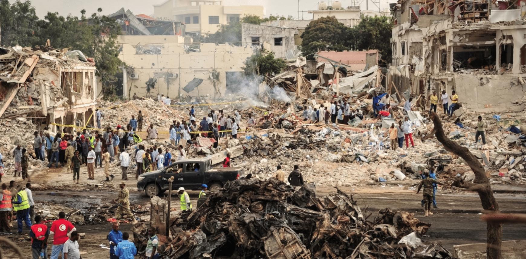 La (non) risposta europea all'11 settembre della Somalia: media e meccanismi del terrorismo