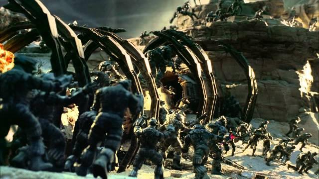 Per la campagna Believe è stato realizzato un immenso diorama, essenziale per la realizzazione di uno dei trailer più emozionanti della saga.