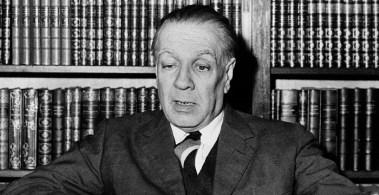 Jorge Luis Borges, mancato vincitore del premio Nobel.
