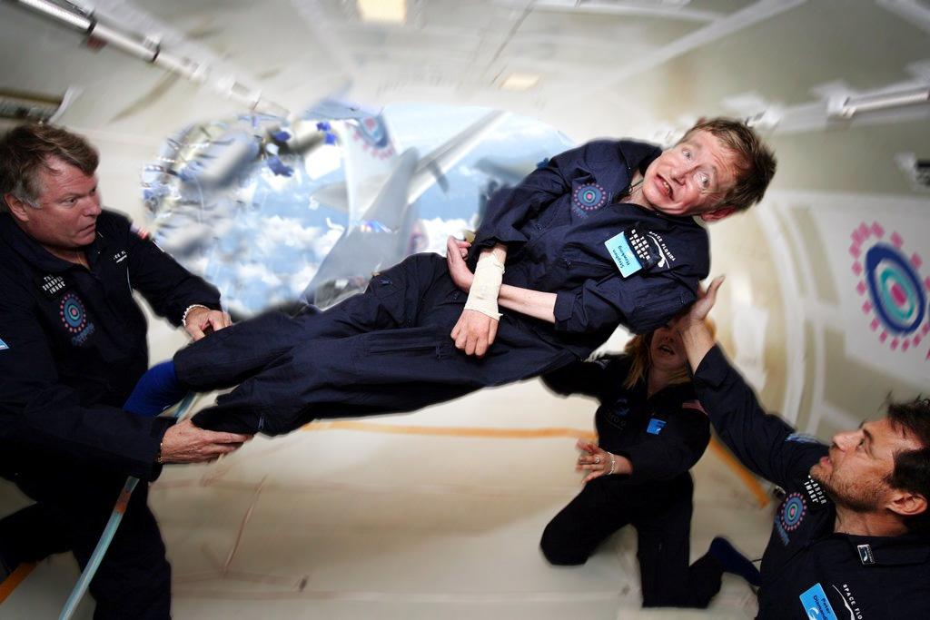 In morte di Stephen Hawking: sulle spalle di un gigante