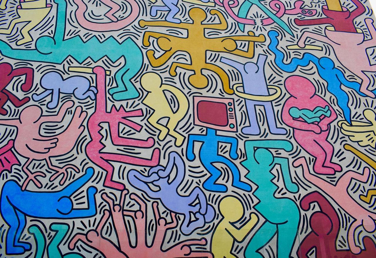 Keith Haring: mille volti di un artista visionario