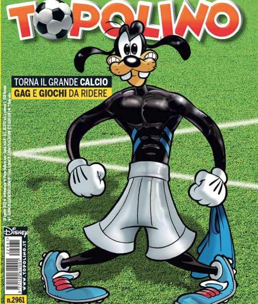 calcio a fumetti