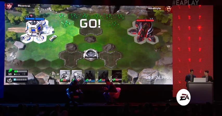 E3 2018 EA Command&Conquer