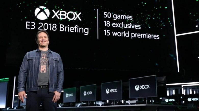 E3 2018 Xbox Phil Spencer