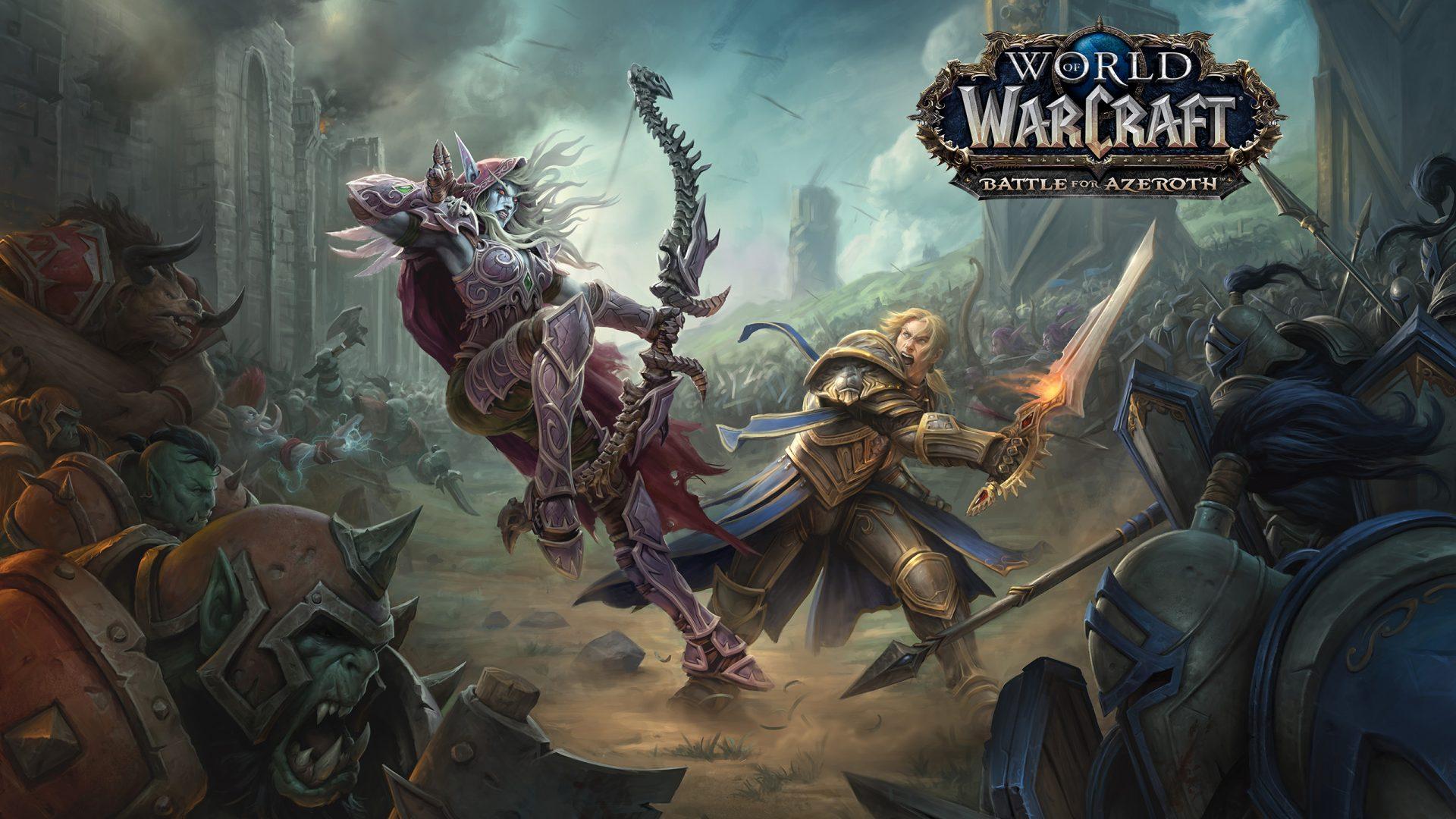 Bello ma non si applica: WoW: Battle for Azeroth