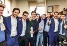 Squadra social di Salvini