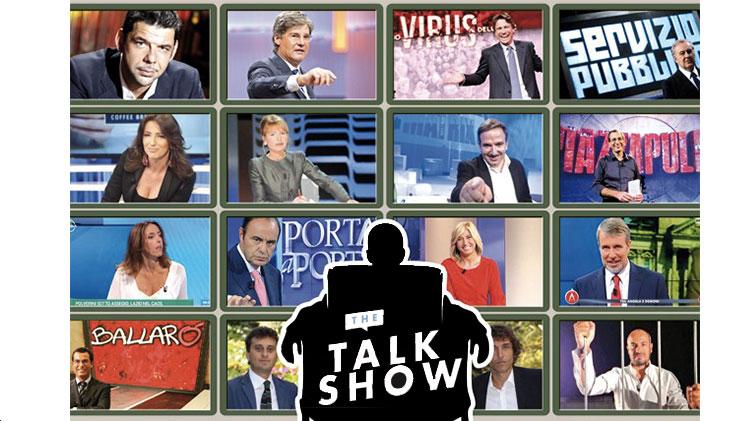 Il trash nei talk show politici