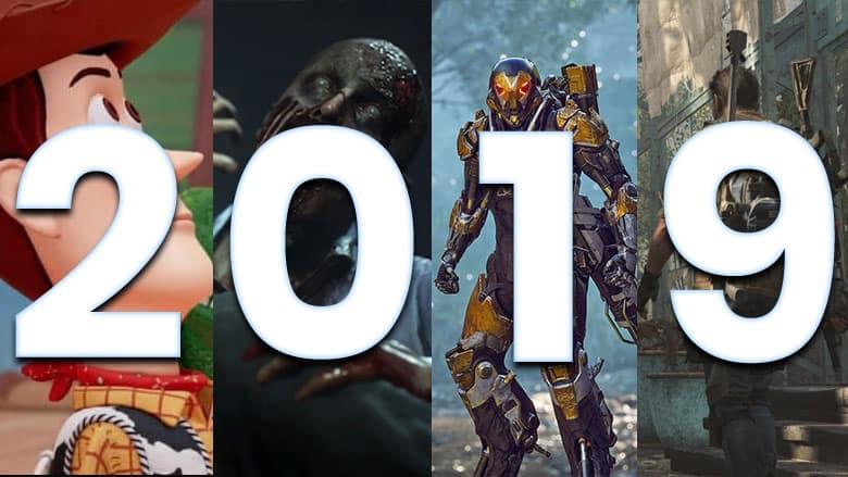 L'anno (videoludico) che verrà: il calendario 2019
