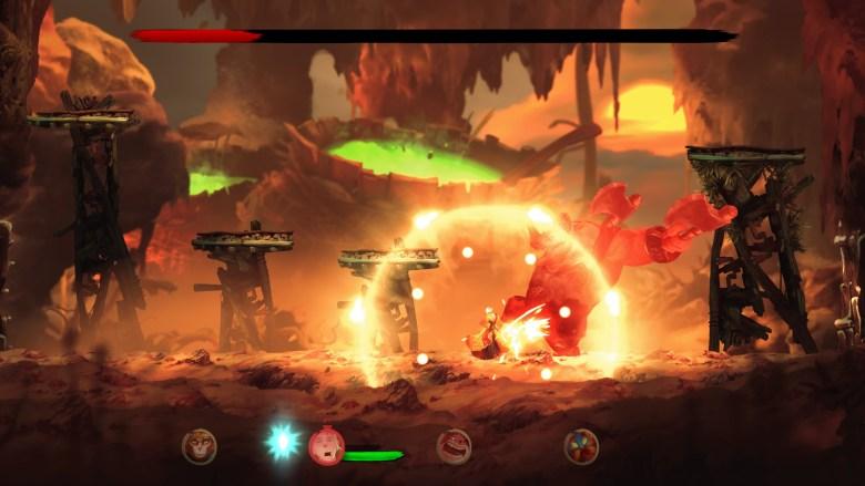 unruly heroes gameplay2