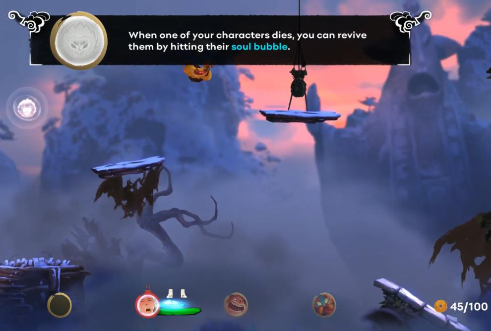 unruly heroes gameplay 4
