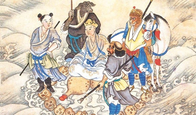 unruly heroes journey to the west