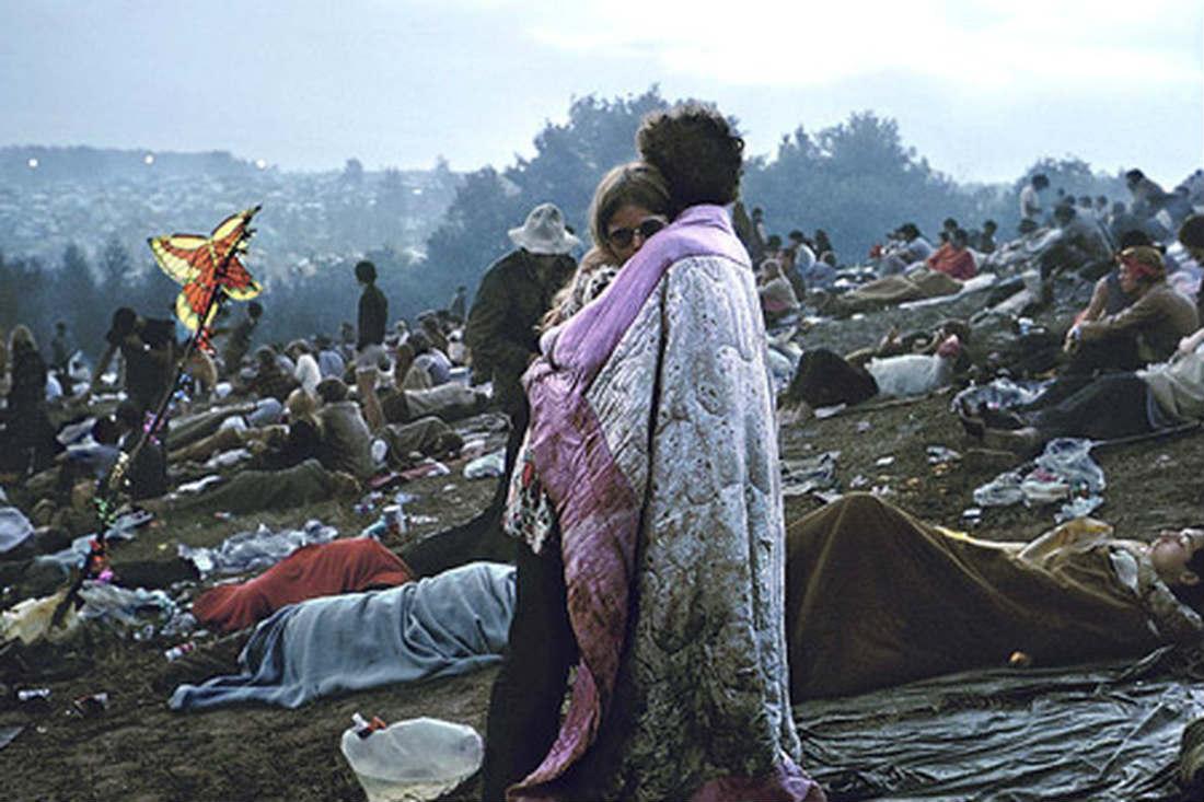Woodstock: ieri, oggi e domani