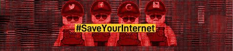 Google ha lanciato una campagna contro la direttiva sul copyight europeo