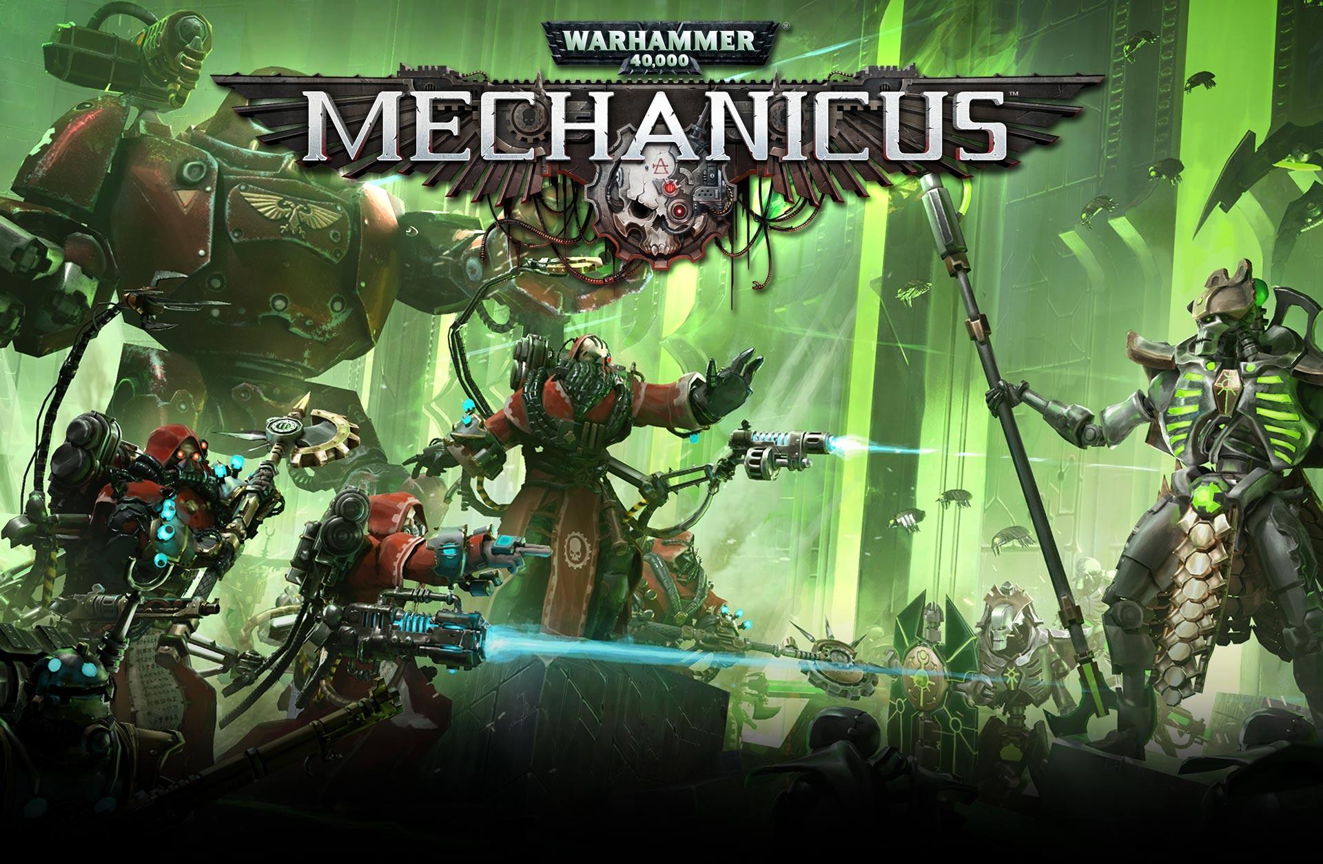 Warhammer 40k: Mechanicus: bello ma non si applica