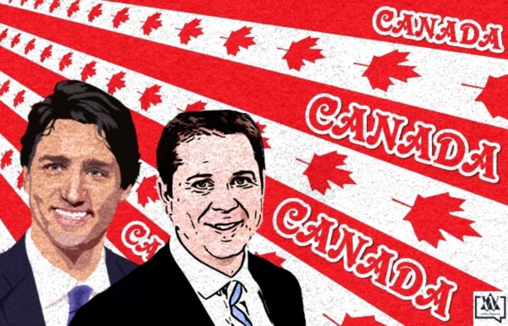 Elezioni in Canada: Trudeau vince, ma non festeggia