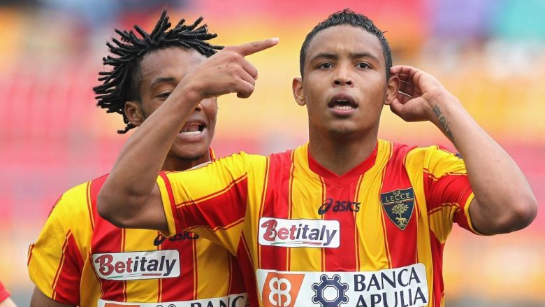 Luis Muriel, Lecce. Credit: Getty Images