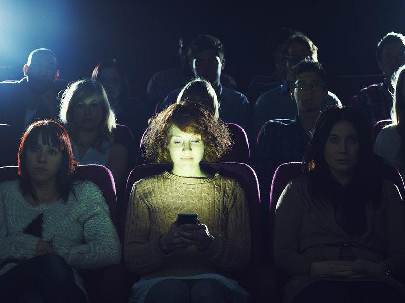 Cinema su mobile: il futuro è verticale?