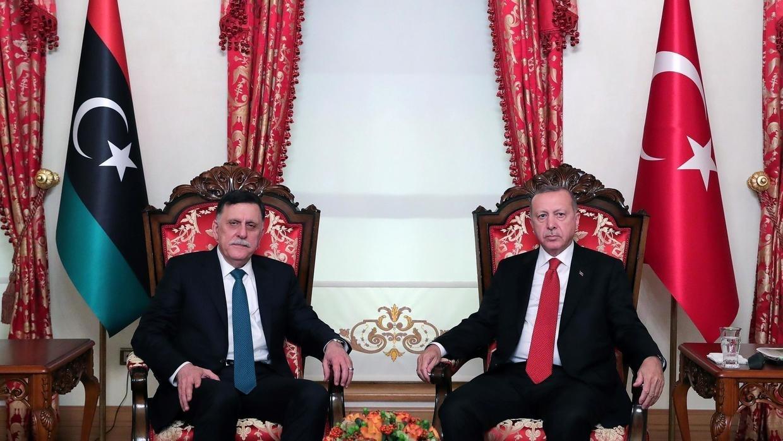 Il progetto turco in Libia
