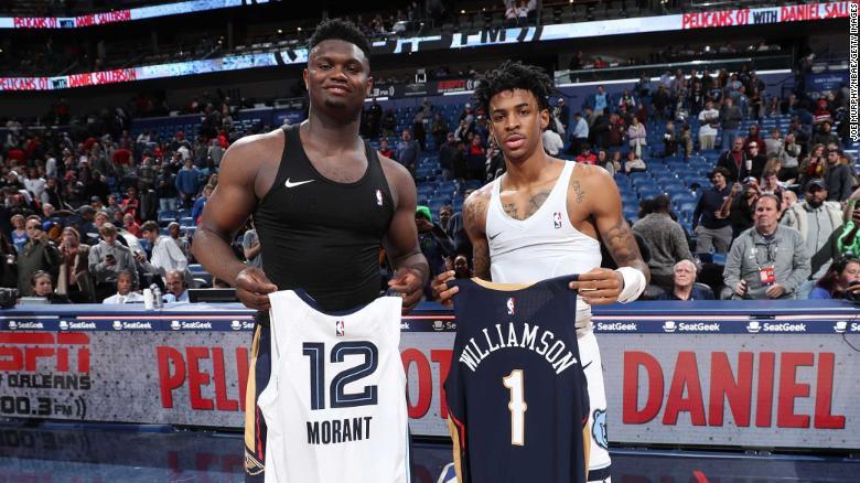 I migliori Rookie NBA della stagione 2019/2020
