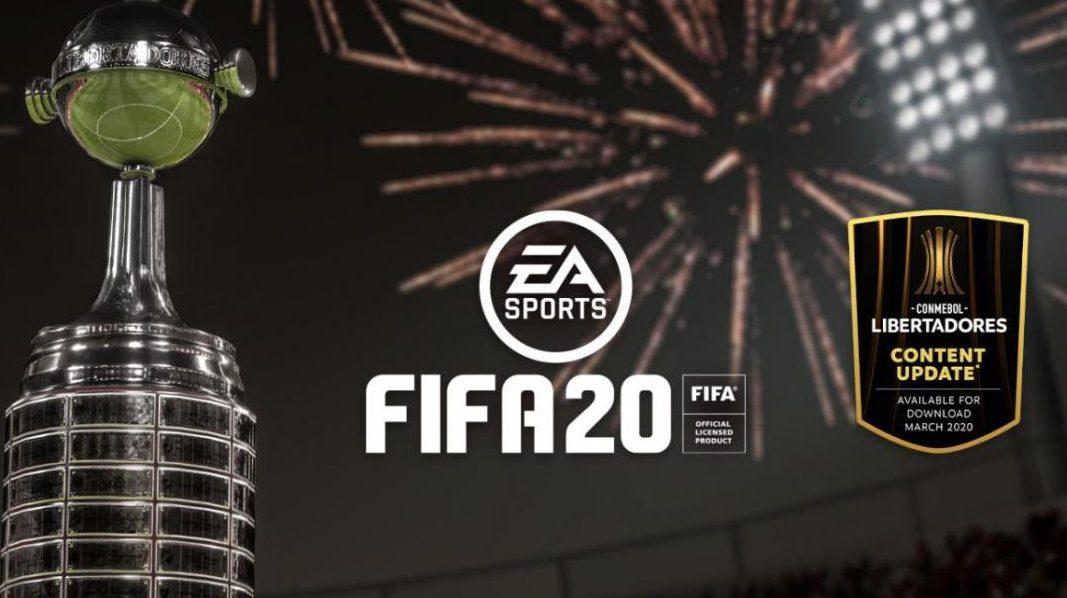 Copa Libertadores su FIFA 20, dal videogioco al caos reale