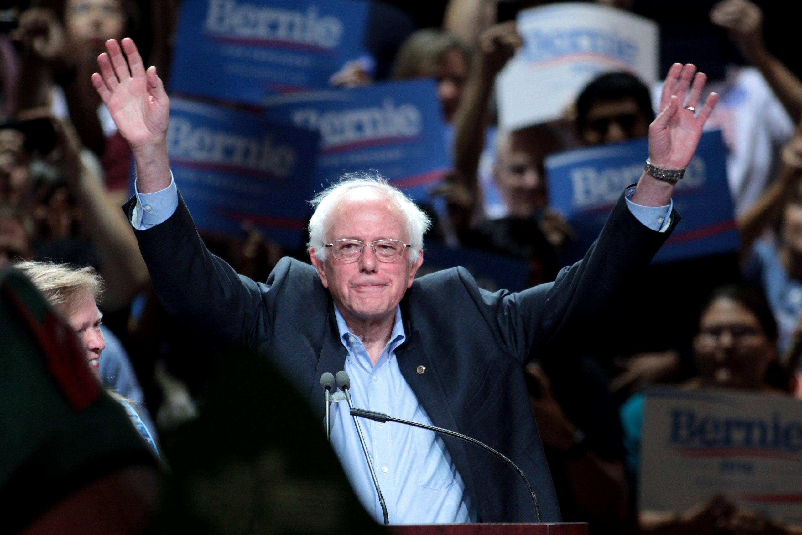 President Sanders vs. the World