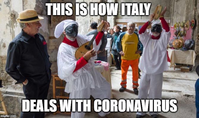 La strategia dell'Italia contro il Coronavirus: prima derisa poi copiata da tutti