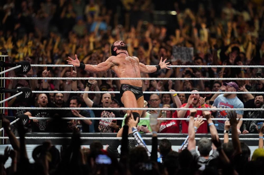 Wrestlemania 36, la presentazione della card: l'evento diviso in due serate