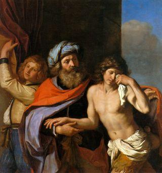 Guercino - Ritorno del figliol prodigo (1619)