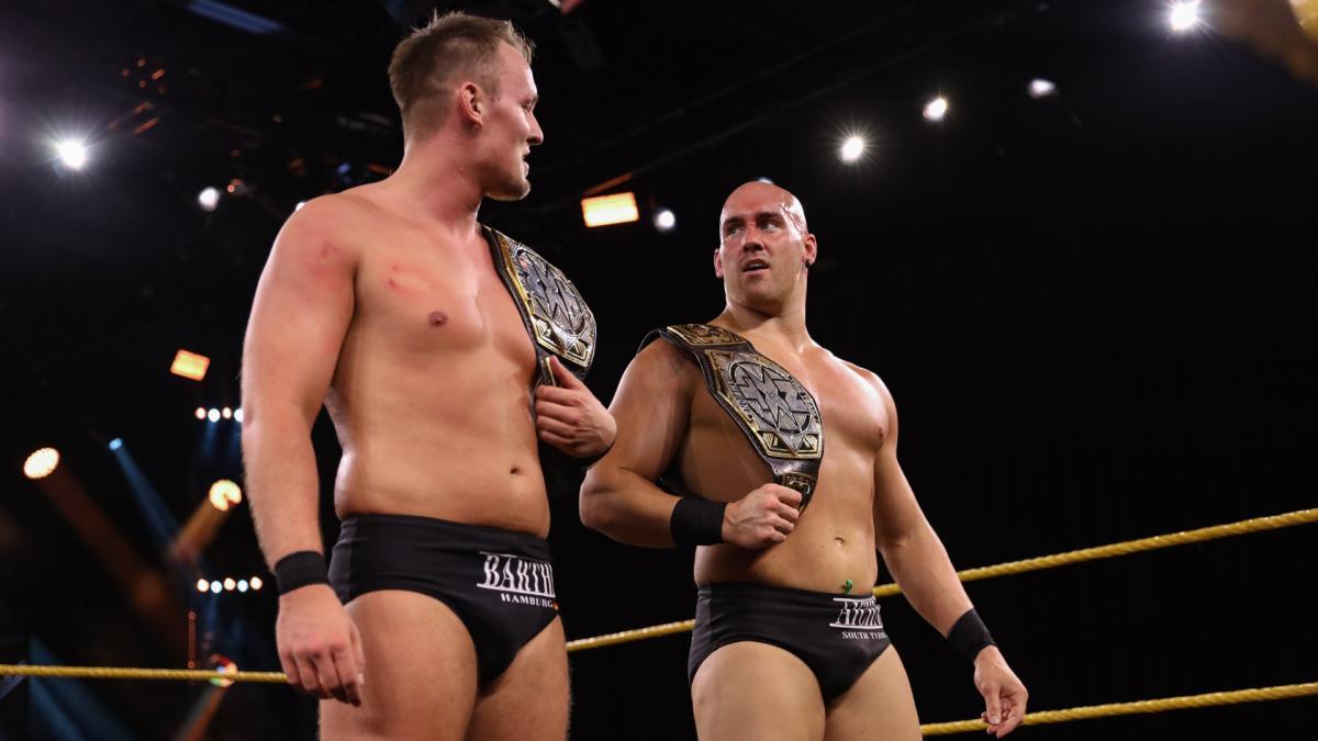 Fabian Aichner nella storia: primo italiano a vincere un titolo in WWE dopo Bruno Sammartino