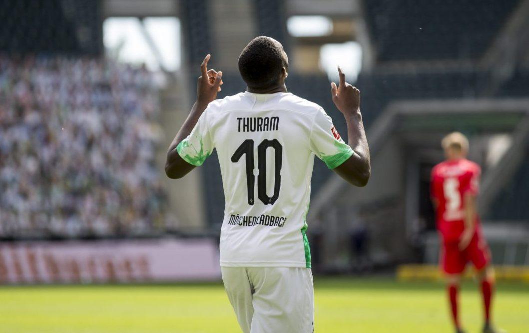 Marcus Thuram, l'enfant prodige della Bundesliga